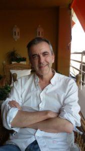 4ª entrevista de los II Encuentros con Bienvenida. Antonio Luis Gómez Molero.